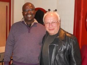 Francis Laloupo et André Bercoff